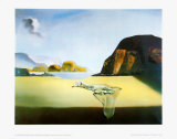The Transparent Simulacrum of the Feigned Image Posters van Salvador Dalí