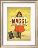 Specialites Maggi Posters by Firmin Etienne Bouisset