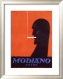Modiano Framed Giclee Print by Aladar Richter