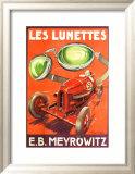 Lunettes Prints by Geo Ham