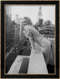 Marilyn Monroe at the Ambassador Hotel, New York, c.1955 Láminas por Ed Feingersh