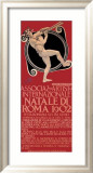Natale di Roma Framed Giclee Print by Giovanni Mataloni