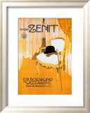 Zenit Framed Giclee Print by Marcello Dudovich