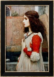 Juliet Art by John William Waterhouse