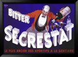 Bitter Secrestat Gerahmter Gicl&#233;e-Druck von Robys (Robert Wolff) 