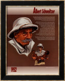 Albert Schweitzer Plakater