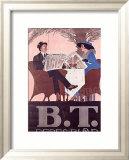 B.T. Deres Blad Framed Giclee Print