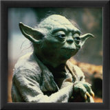 Star Wars - Yoda Art