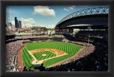 Safeco Field, Seattle Posters par Ira Rosen