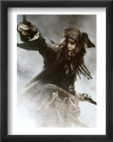 Pirates of the Caribbean: At World's End - Jack Sparrow Print