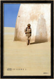 Star Wars  Die dunkle Bedrohung Poster