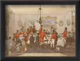 Bachelor&#39;s Hall, Plate No. 6 Prints by Francis Calcraft Turner