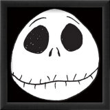 Nightmare Before Christmas: Jack Prints