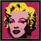 Marilyn, c.1967 (Hot Pink) Posters par Andy Warhol