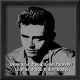 James Dean: Live Prints by Chris Consani