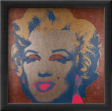 Marilyn Monroe, 1967 (silver) Prints by Andy Warhol