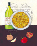 Tarte Tatin Print by Sophie Hanin