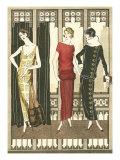 Art Deco Elegance I Giclée-Premiumdruck von  Vision Studio