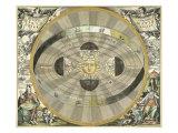 Celestial Hemispheres I Prints