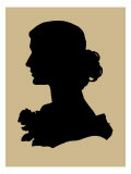 Period Silhouette III Prints by  Vision Studio