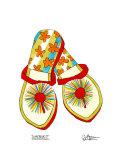 Sunburst Premium Giclee Print by Jennifer Goldberger