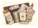 Vintage Boudoir II Reproduction giclée Premium