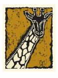 Serengeti III Giclee-tryk i høj kvalitet af Chariklia Zarris