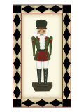 Small Nutcracker II Posters by Tina Kafantaris