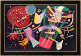 Komposition X, 1939 Art by Wassily Kandinsky