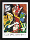 Retrospektive Prints by Karel Appel
