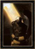Guerre spirituelle Art par Laurie Cooper