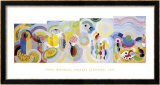 Distant Journeys Print by Sonia Delaunay-Terk