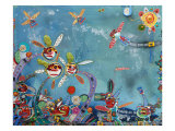 Carnival Time II Giclée-Druck von Anthony Breslin