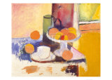 Still Life with Oranges Poster von Henri Matisse