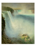 Niagara Falls, 1867 Giclee Print by Frederick Church