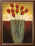 Tulips Aplenty II Prints by Eve Shpritser