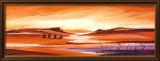 Lost in the Desert II Posters af Alfred Gockel