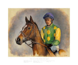 Kauto Star Print by Sarah Aspinall