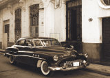 Cuban Classics III Prints by Tony Koukos