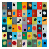 Dot Prints by Sharon Elphick