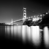 Golden Gate Study Photographic Print by Josef Hoflehner
