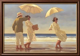 The Picnic Party II Prints by Jack Vettriano