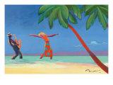 Sólo un baile Lámina giclée prémium por Gerry Baptist