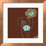 Golden Poppy IV Prints by Kate Knight