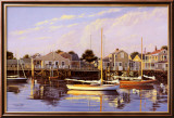 Dead Calm, Nantucket Posters by Sergio Roffo