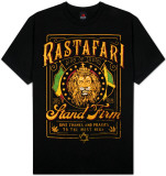 Rastafari - Rasta Lion Frame V&#234;tements