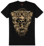 Willie Nelson - Genuine Outlaw T-shirts