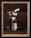 Ikebana I Poster von Yuki Ross