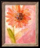 Lyrical Flower I Posters by Robbin Rawlings