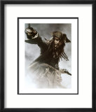 Pirates of the Caribbean: At World's End - Jack Sparrow Art